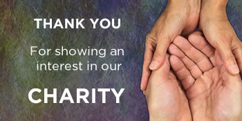Thank you for showing an interest in our charity